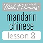 Michel Thomas Beginner Mandarin Chinese Lesson 2 | Harold Goodman