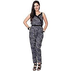 Eavan Women's Casual Wear Pleasing Polyester Jumpsuit