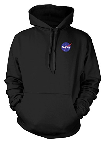 nasa-space-exploration-colour-badge-hoodie-black-medium