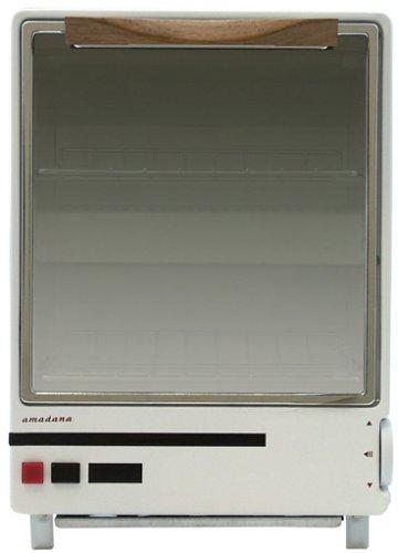 amadana TT-111-W オーブントースター ホワイト
