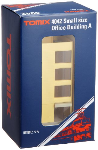 Small Size Office Building A TOMIX 4042 N scale - 1
