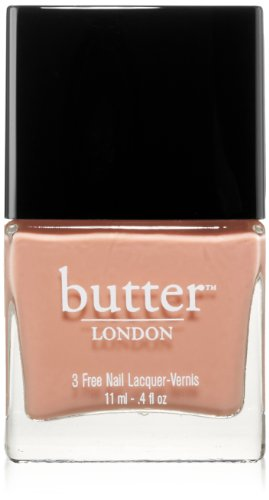 Butter London Nail Lacquer, White & Pink Shades, Tea With The Queen