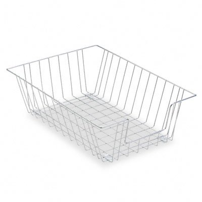 Wire desk tray, stacking, legal size, front load, 5 capacity, silver - Buy Wire desk tray, stacking, legal size, front load, 5 capacity, silver - Purchase Wire desk tray, stacking, legal size, front load, 5 capacity, silver (Fellowes, Office Products, Categories, Office Supplies, Desk Accessories, Desk Trays)