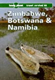 img - for Lonely Planet Zimbabwe, Botswana and Namibia (2nd ed) book / textbook / text book