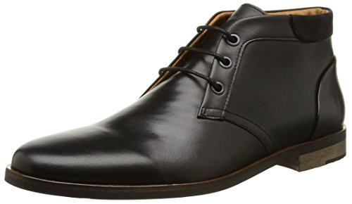 SchmooveDirty Dandy - Derby uomo , Nero (Noir (Crust Black)), 45