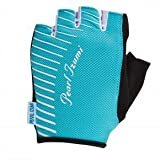 Pearl Izumi Womens Select Glove, Scuba Blue/Black, Large