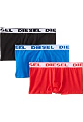 Diesel Men's Three-Pack Shawn Boxer