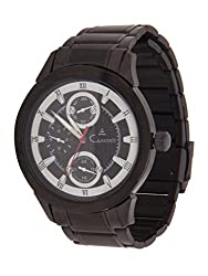 CAMERII Analogue Black Mens Watch - WM62