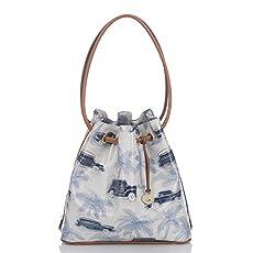 Trina Shoulder Bag<br>Blue Copa Cabana