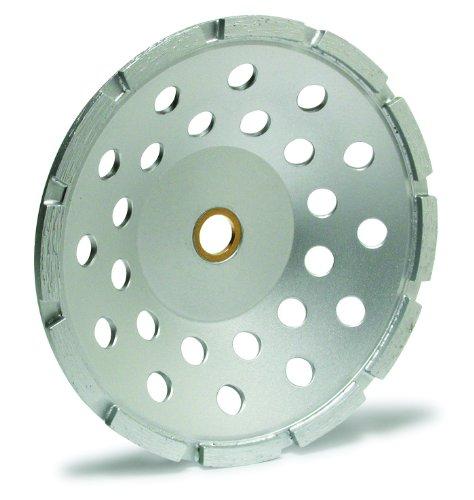 MK Diamond 158376 MK-304CG-1 5-Inch by 5/8-Inch by 11 Nut Single Row Premium Cup Wheel