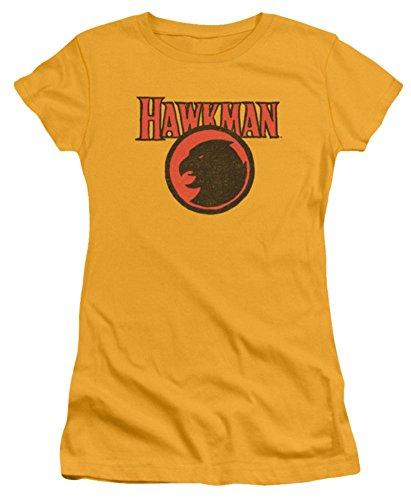 Hawkman Rough Hawk Ladies Junior Fit T-Shirt