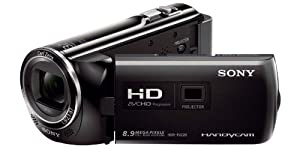 SONY HD-CAMCORDER HDR-PJ220E