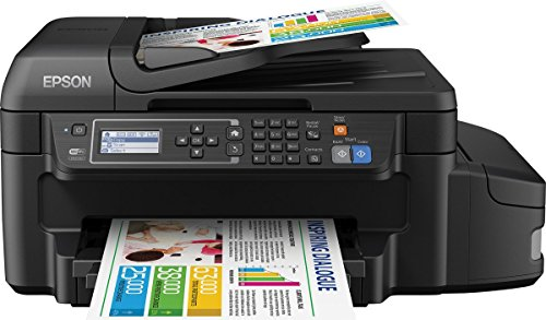 Date prisa Impresora multifunción Epson EcoTank ET-4550