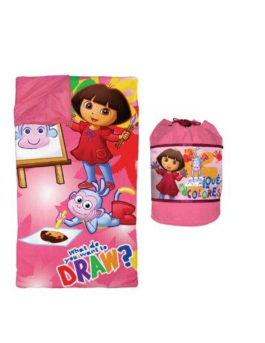 More image Nickelodeon Dora Slumber Duffle