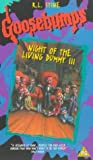 Goosebumps: Night Of The Living Dummy III [VHS]