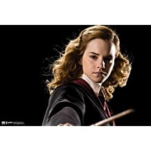 Hungover Hermione Granger Poster Harry Potter Special Paper Poster (12x9 Inches)