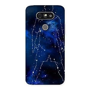 Premium Star Man Multicolor Back Case Cover for LG G5