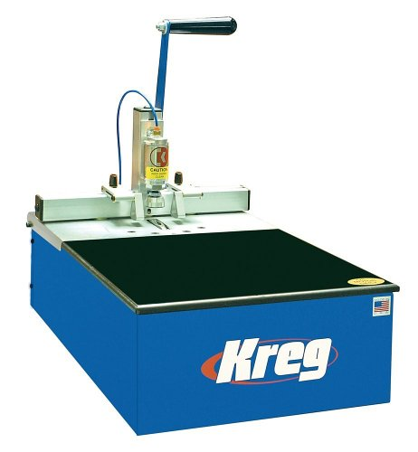 Best Price! Kreg DB55 Foreman 3/4 HP Semi-Automatic Pneumatic Pocket Hole Machine