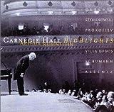 カーネギー・ホール・ライヴ1961