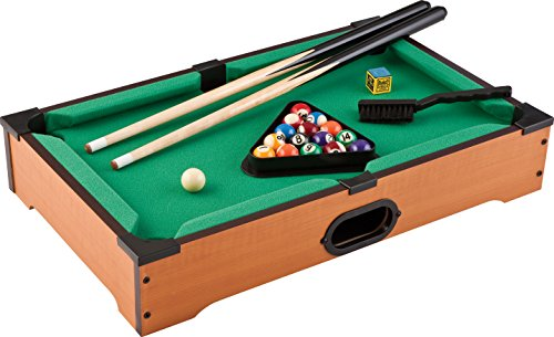 Best Buy! Mainstreet Classic Table Top Billiards