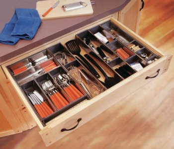 Stainless Steel Blum Orgaline For Wood Drawers