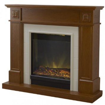 Adam Fires & Fireplaces 3044 Adam Chester Electric Fireplace Mantel Package