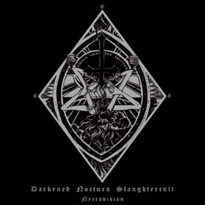 DARKENED NOCTURN SLAUGHTERCULT, Necrovision - LP