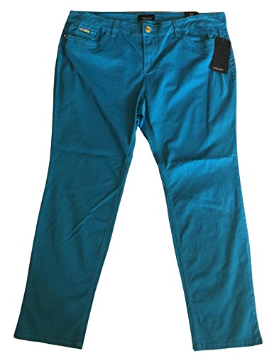 Baby Phat Women's Plus Skinny Cropped Pants Capri 22 Plus (Baby Phat Pants compare prices)