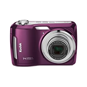 Kodak EasyShare C195 Digital Camera (Purple)