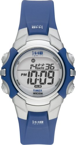 Timex Unisex 1440 Sports Digital Watch  T5J131