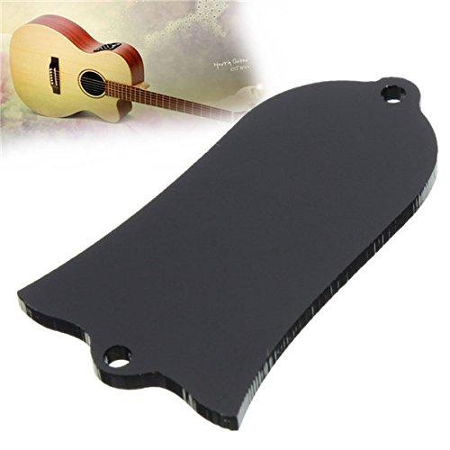 Pink Lizard 2 fori campana truss rod bordo pad copertura per Gibson Epiphone LP chitarra elettrica