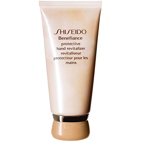 Shiseido Benefiance Mano Protettiva Rivitalizzante 75ml (Confezione da 2)