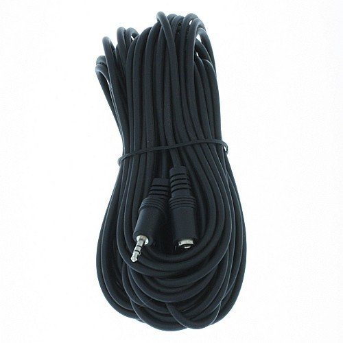 50Ft 3.5Mm Stereo Headphone Extension Cable - M/F