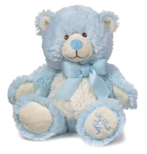 Baby Ganz My First Teddy - Blue