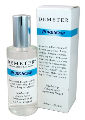 Pure Soap By Demeter For Women. Pick-me Up Cologne Spray 1.0-Ounce Bottle