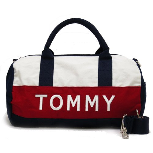 TOMMY HILFIGER トミー ヒルフィガー ミニダッフル ミニボストン バッグ M66922644 409