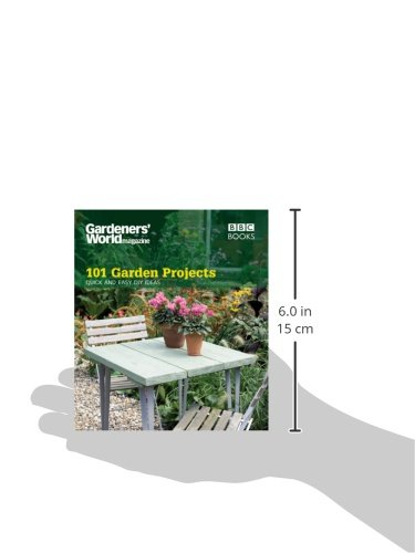 Gardeners 39 world 101 garden projects quick easy diy for Quick easy landscape ideas