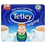 Tetley Tetley Tea Bags 80 Office Supplies Food and Drink NORTH WEST TEA ONE CUP TEA BAGS NWT189