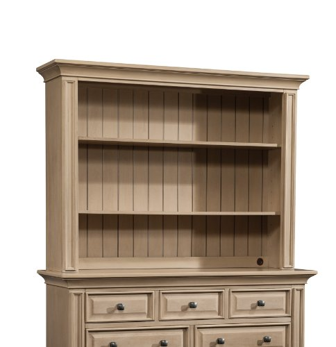 Westwood Design Carolina Convertible Hutch/Bookcase, Santa Fe - 1