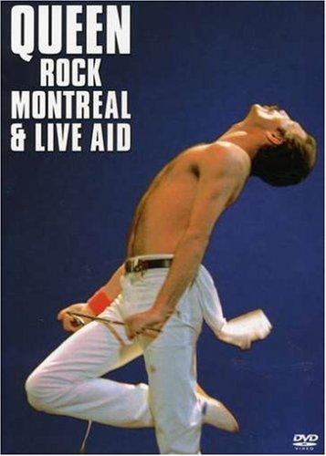 Концерт группы Queen в Монреале