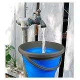 Blue Sky Gear Flex Ware Bucket, Blue