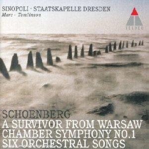 Schönberg : Les Mélodies 413115QJ36L