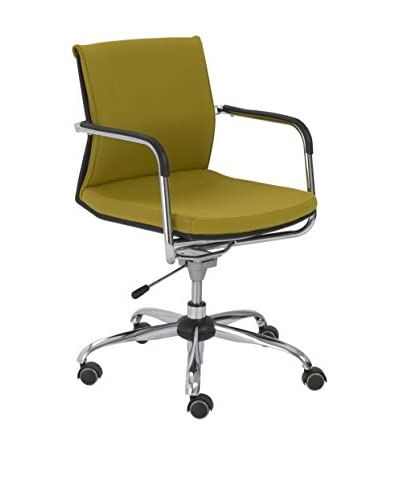 Eurostyle Baird Office Chair, Mustard