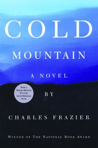 Cold Mountain (SIGNE by author), CHARLES FRAZIER