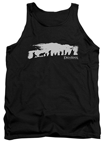Lord Of The Rings Trilogy The Fellowship Tank Top LOR1006TT