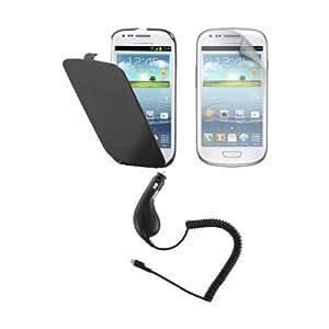 Bigben PACKSMI8190O Pack énergie  + protection pour Samsung Galaxy S3 Mini I8190