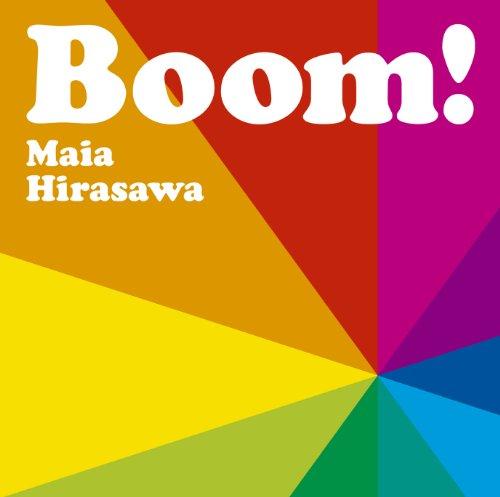 Boom!(ブーン!) [Enhanced] / マイア・ヒラサワ (CD - 2011)