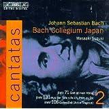 Bach: Cantatas, Vol. 2 - BWV 71, 131, 106