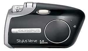 Olympus Stylus Verve S 5MP Digital Camera with 2x Optical Zoom