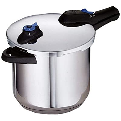 Tramontina 8 Qt. Pressure Cooker by Tramontina
